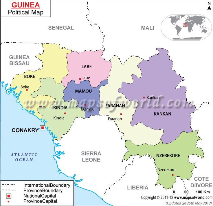 The Best Capital Of Guinea Ideas On Pinterest Guinea Capital - Guinea bissau map quiz