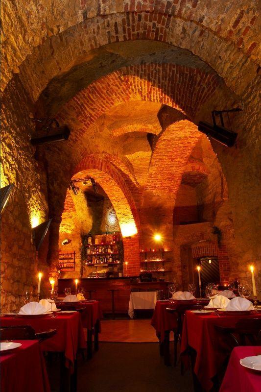 Peklo Restaurace Praha 1