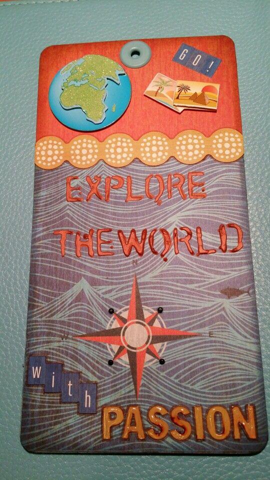 Tag explore the world