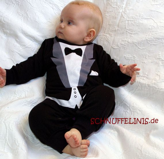 tuxedo onesie - ready to ship quality product - Christmas dress, infant tuxedo Forth of July wedding