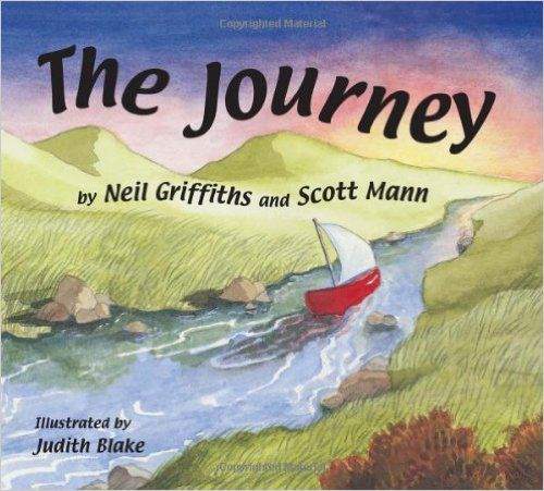The Journey: Amazon.co.uk: Neil Griffiths, Dr. Scott Mann, Judith Blake: 9780954535360: Books