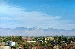 Ridgecrest, California (home sweet home)