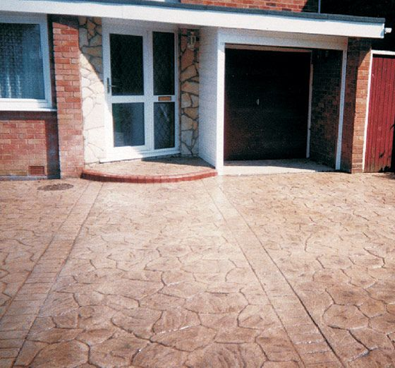Best 25+ Concrete Driveways Ideas On Pinterest