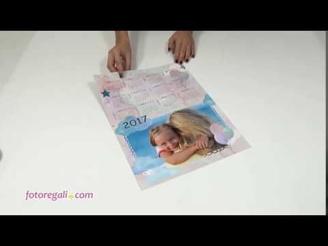 Calendario magnetico personalizzato