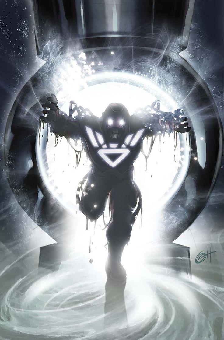 Green Lantern Corps by Greg Horn