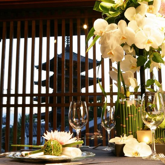 Would love incorporating bamboo into our centerpieces because we want to use it as wedding favors.