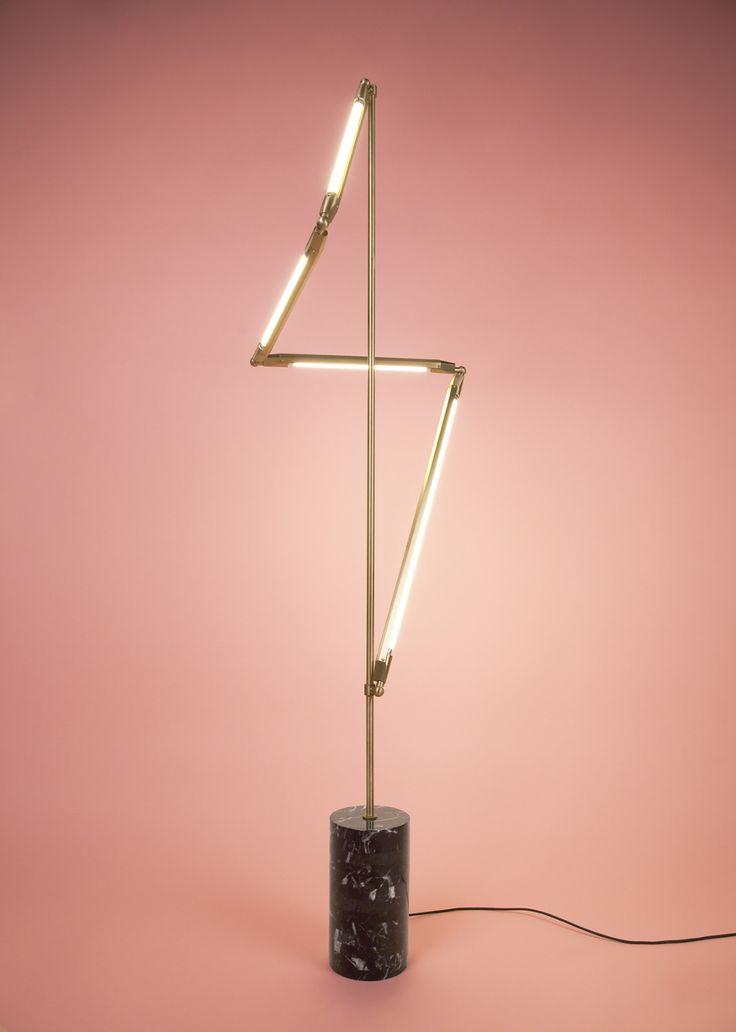 HELIX lamp - Bec Brittain - Brooklyn, NY