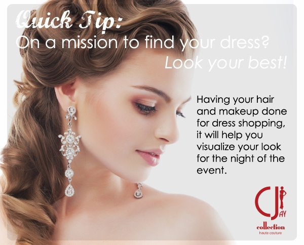 Find your dress, Look your best!