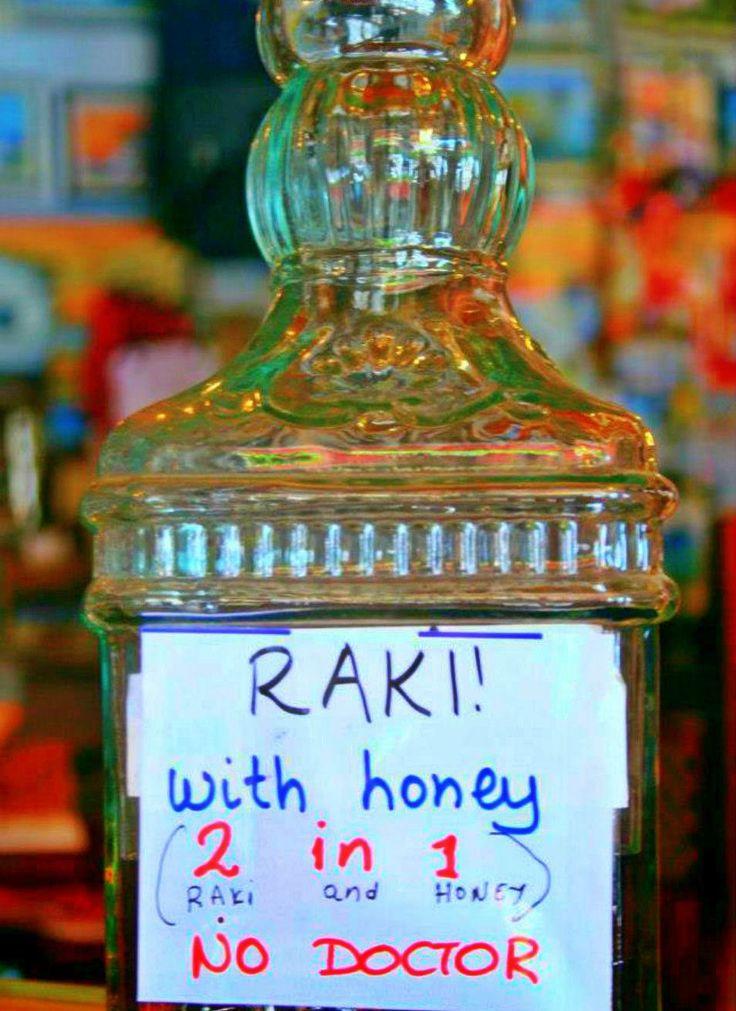 from Crete ..raki lol