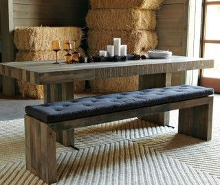 Top 12 Dining Room Bench Cushions Picture Idea