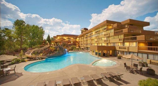 Red Lion Hotel Spokane at the Park - 3 Star #Hotel - $109 - #Hotels #UnitedStatesofAmerica #Spokane http://www.justigo.co.za/hotels/united-states-of-america/spokane/red-lion-spokane-at-the-park_117664.html