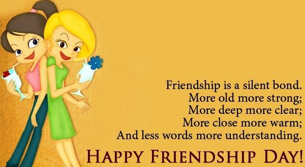 Messages Of Happy Friendship Day For Her Pinterest Happy