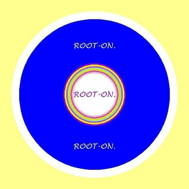 ROOT-ON. (Dig, discover and grow, get new ideas, nourish ambition, build and produce.)