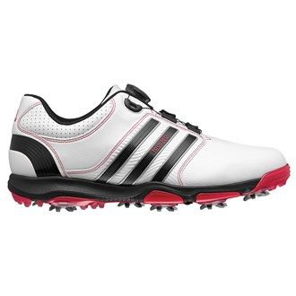 Adidas Golf Adidas Mens Tour 360 X Boa Golf Shoes The tour360 x Boa highlighted by Boa Technologys most-advanced Closure System. Featuring the revolutionary Boa IP-1 dial on the center of the tongue of the tour360 x the Boa Closure System enables fas http://www.MightGet.com/may-2017-1/adidas-golf-adidas-mens-tour-360-x-boa-golf-shoes.asp