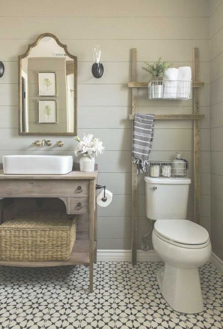 Ideas for small bathrooms on a budget