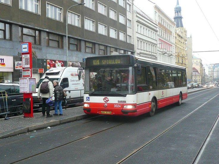 Někdy zajišťovaly NAD i standartní autobusy.