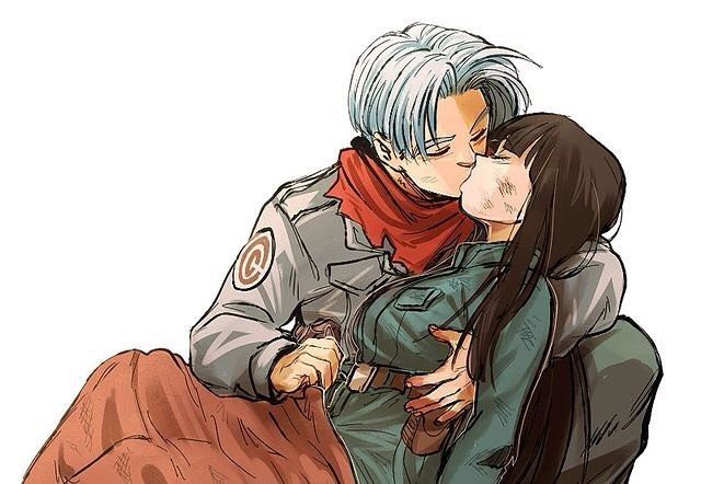 Trunks x Mai Sunday's my favourite day of the week! A new episode of Dragon Ball Super comes out on Sunday! And it's the only day of the week when I can watch as much anime without being called names!!! Good Night! 「Credit to Owner」 Follow @mai_trunks for more Anime! ~~~~~~~~~~~~~~~~~~~~~~~~~~~~~~~ Tags| [#dragonball] [#dragonballz] [#dragonballsuper] [#goku] [#gohan] [#goten] [#chichi] [#bulma] [#vegeta] [#bulla] [#trunks] [#futuretrunks] [#mai] [#futuremai] [#future] [#krillin] [#