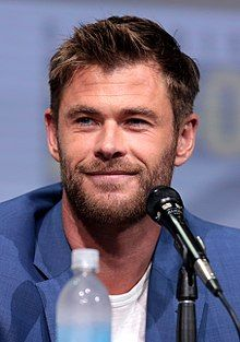 11 August, 1983 ~ Chris Hemsworth, Australian actor.