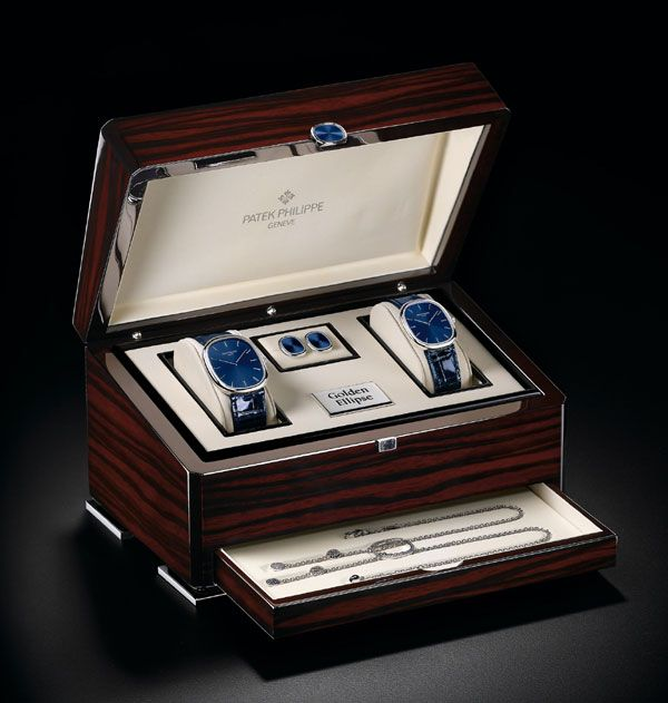 Écrin Montre / Watch Box designed by Pozzo di Borgo Styling.