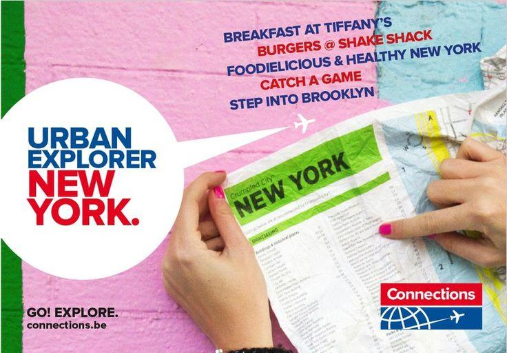 Brochure Urban Explorer New York: http://www.jambooty.be/nl/document/1008263