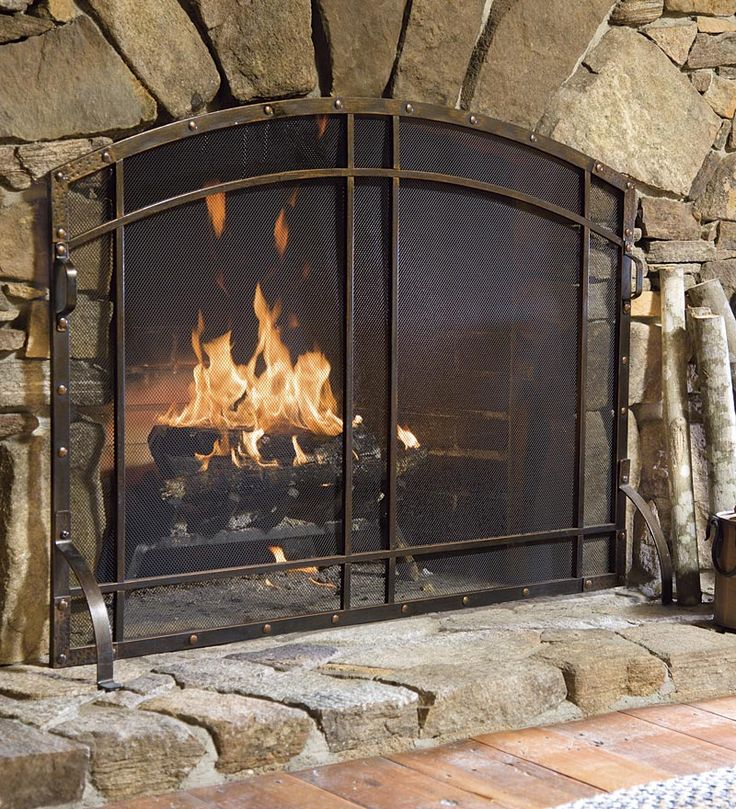 Fireplace Design arched fireplace screen : 27 best Fireplace Screen images on Pinterest
