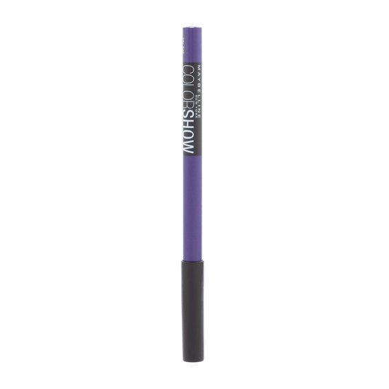 Maybelline Color Show Khol - 320 Vibrant Violet - Paars - Oogpotlood   ***   5 EURO
