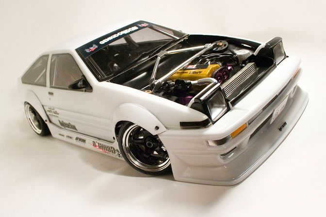 Rc Drift Styles