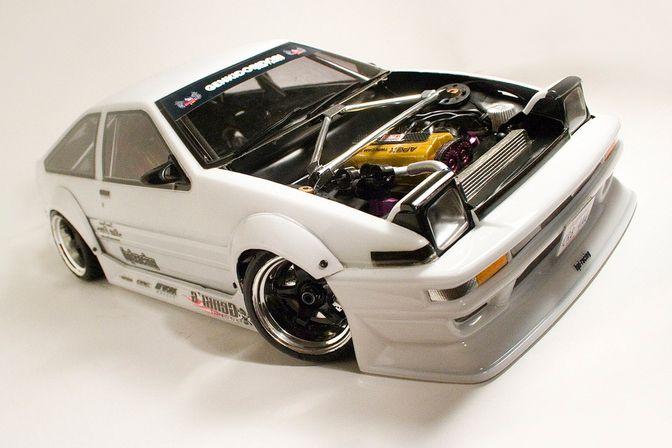Rc Drift Styles