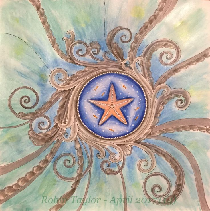 However Instead Of Using Soft Pastels I Used Sparkle Water Color Gel Crayons For A Different Effect Find This Pin And More On Johanna Basford