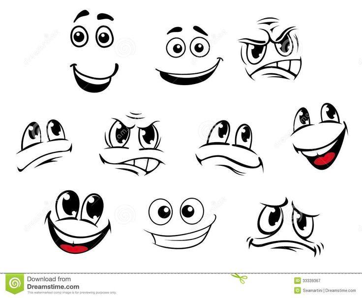 Cartoon Faces Set - Download From Over 38 Million High Quality Stock Photos, Images, Vectors. Sign up for FREE today. Image: 33339367