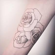 Resultado de imagem para rose tattoo tumblr