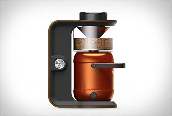 Mini Brew - kitchen counter brew station