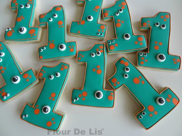 Luke's Little Monster 1st Birthday, by Flour De Lis