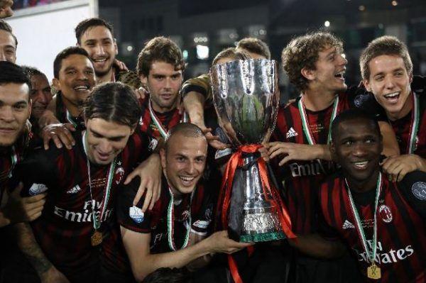 La #Supercoppa è #rossonera! Le #pagelle dei vincitori
