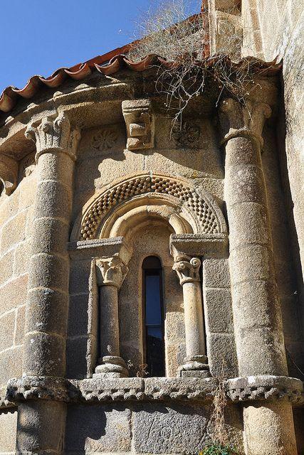 Monasterio de San Vicente de Pombeiro, Lugo.