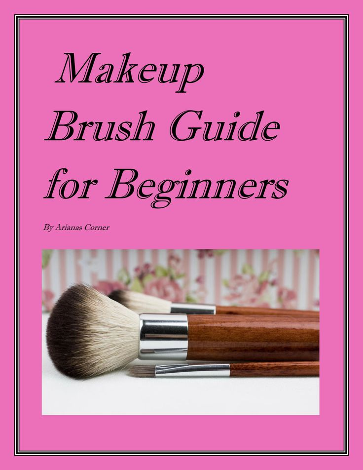 Makeup Brush Guide- By Ariana's corner