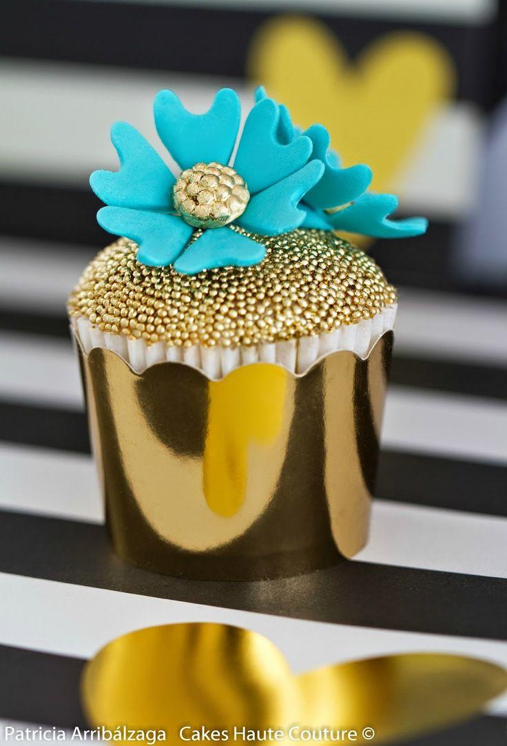 Curso de decoración de tartas y cupcakes contemporaneos