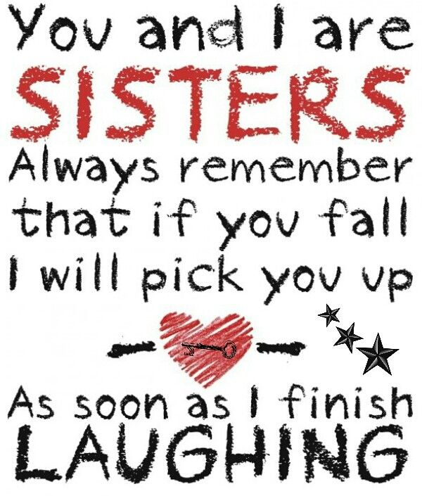Best Friend Sister Quotes: Sister Quote @Rakesia Williams Gray
