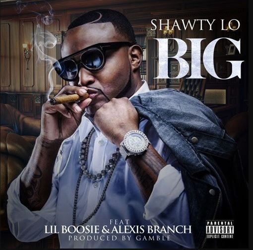 "The posthumous Shawty Lo album R.I.C.O is set to drop next Friday, March 24th, and this week a second single called ""B.I.G"" with Boosie Badazz and Alexis Branch surfaced. The track finds the Bankhead icon reflecting on his life-long desire to make it big, while Boosie pays tribute to the late rapper on his verse and Alexis handles the hook. Click to pre-order... 