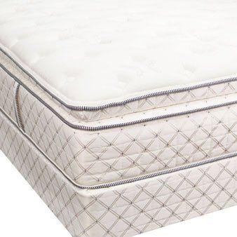 King Serta Perfect Sleeper Elite Medinah Pillow Top Mattress Set By