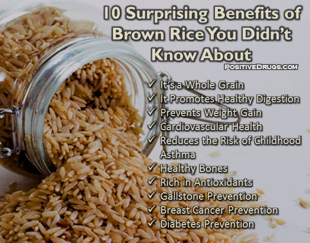 10 surprising benefits of brown rice you didn t know about - Six alternative uses of rice at home ...