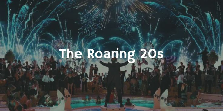 The 1920's was most certainly a 'decade of decadence', with WWI over, everyone was celebrating. Everything was about the American Dream, and living life to its full potential. Som…
