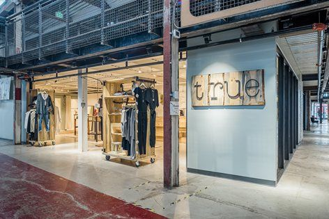 TRUE - Retail Store, Denver, 2017 - RE.DZINE