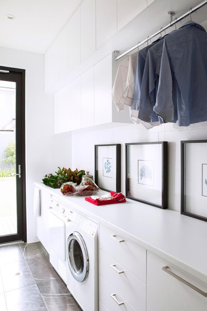 Laundries That Deserve To Be In The Spotlight Laundry Room