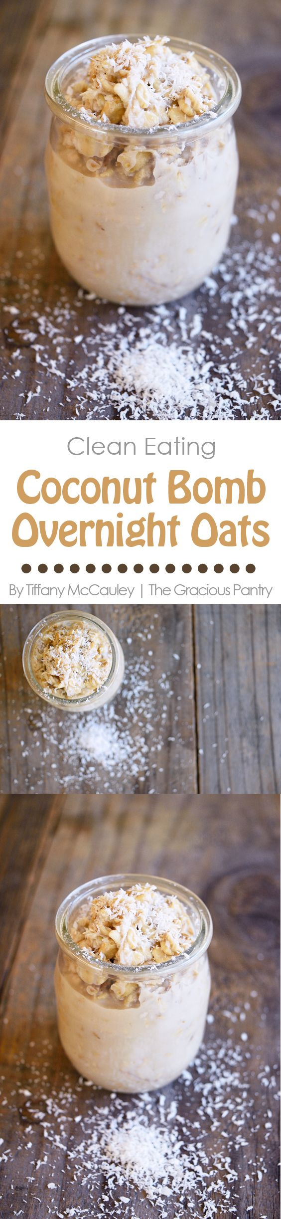 Clean Eating Overnight Oatmeal Recipes | Overnight Oats