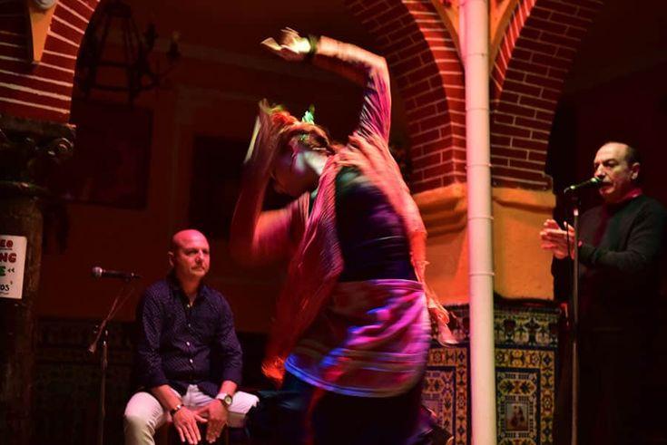 Mesón la Bulería: Genuin flamencoklubb i Andalusien!