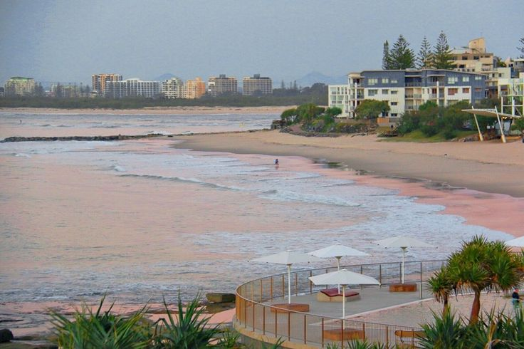 Kings Beach Caloundra Queensland.