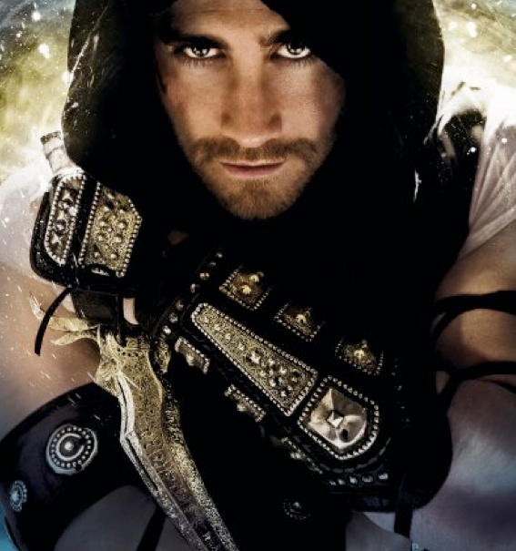 Jake Gyllenhaal a.k.a. Dastan in the Prince of Persia