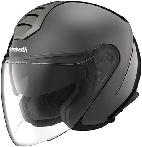 Casco Schuberth Metropolitan 1 Amsterdam Antracite http://www.tecnimoto.com/es/productos/product/view/4/4660.html