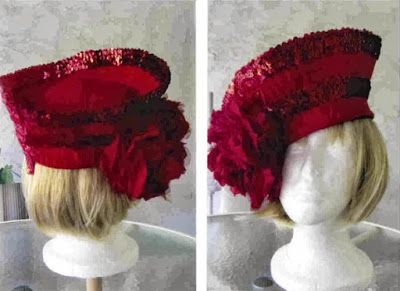 The Red Hat Society: Queen Josie Jazzes Up The Legacy Hat